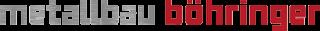 Logo Metallbau Böhringer