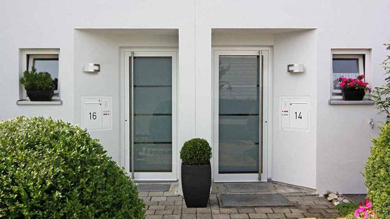 Alles Rund Um Ihren Hauseingang Von Metallbau Bohringer